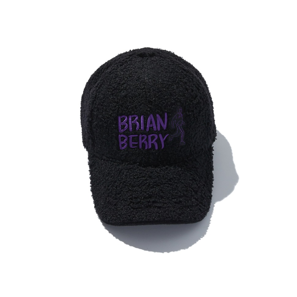 [20FW] BOA FLEECE BERRY CAP_BLACK